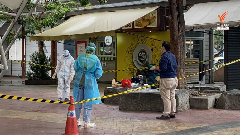 Man found dead near Bangkok's Victory Monument tests positive for COVID-19