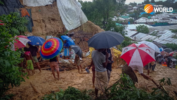 Sáu người thiệt mạng trong trận lở đất, lũ lụt ở Bangladesh