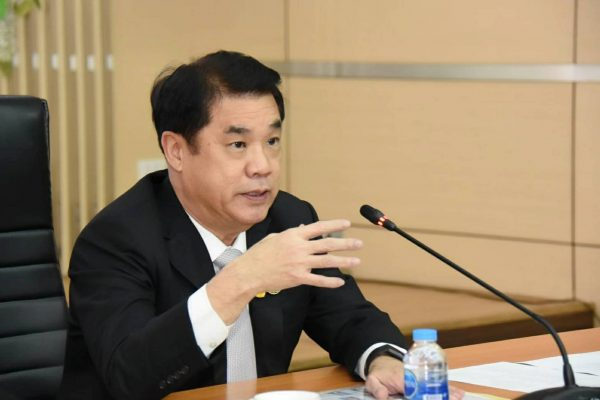 Thailand's industry minister assures sufficient medical oxygen for domestic demand