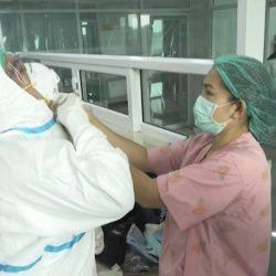 Reusable PPE suits, Thailand