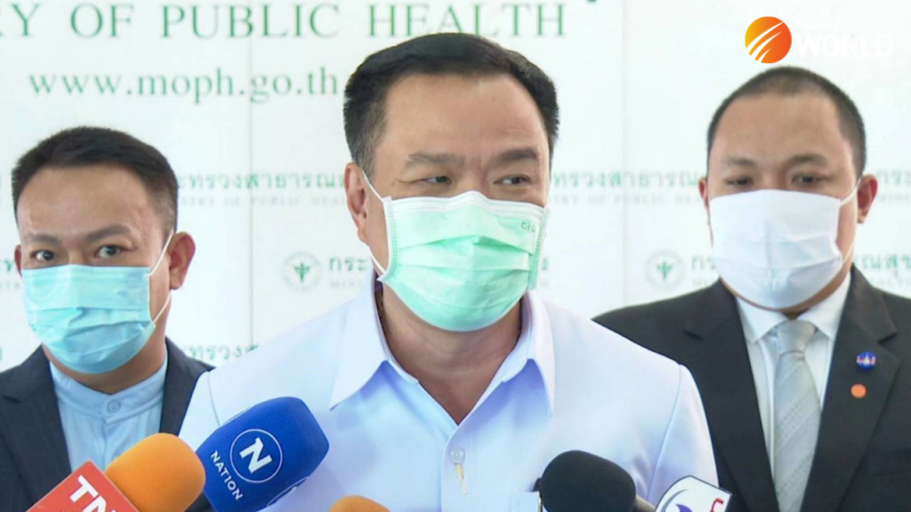 Health minister denies Thailand rejected 1m dose Pfizer vaccine donation offered by US