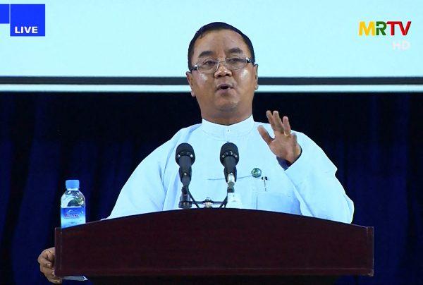 Myanmar threatens to skip ASEAN summit over junta chief's exclusion