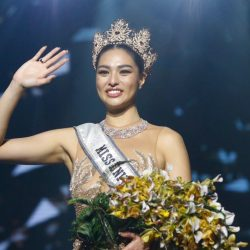 Anchilee Scott-Kemmis, Miss Universe Thailand 2021